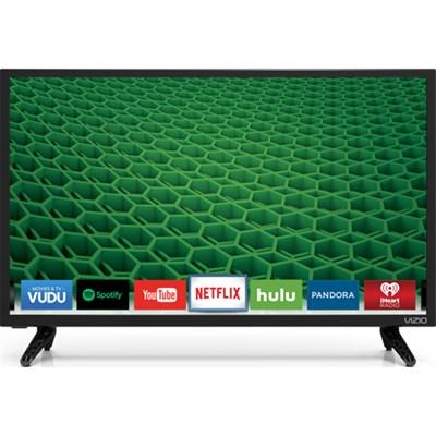 D24-D1 D-Series 24` Class Edge-Lit LED Smart TV - OPEN BOX