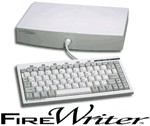 FW-1 FIRE WRITER EDITING AND VIDEO CAPTURE
