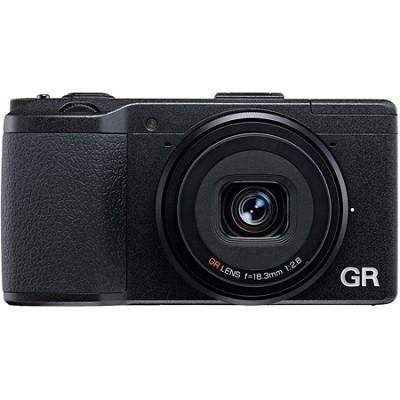 GR 16.2 MP Digital Camera with 3.0-Inch LED Backlit (Black)