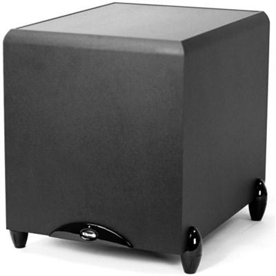 Synergy Series 12-Inch 300-Watt Subwoofer w/ High Gloss Trim (Black) - Sub-12HG