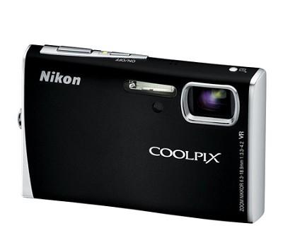 Coolpix S52 Digital Camera (Black)