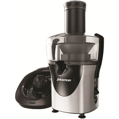 JM480S All-In-One Automatic Citrus Juicer with Integrated Pulp Container