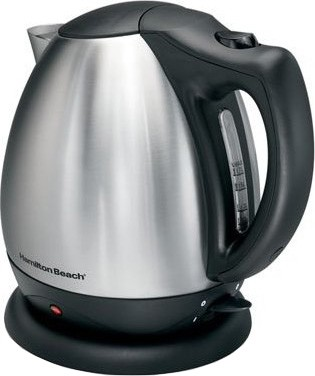 10 Cup Electric Kettle Stainless Steel