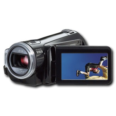HDC-SD5 - AVCHD 3CCD High Definition SD Palmcorder - OPEN BOX