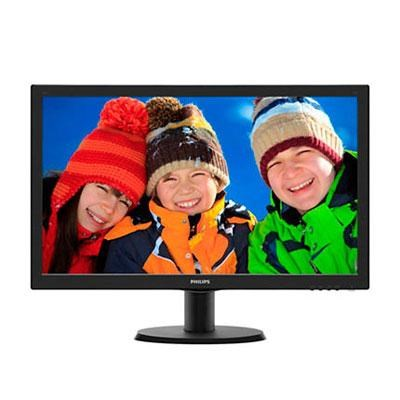 23.6` 1080p TFT LCD Monitor with LED Backlit - 243V5LSB