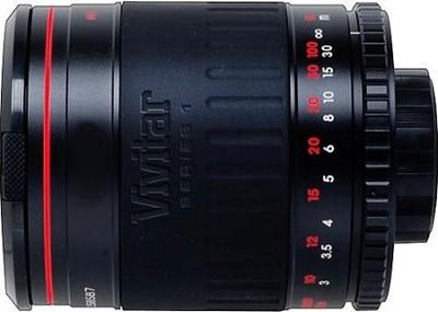 500mm f/8 Series 1 Manual Focus Mirror Lens