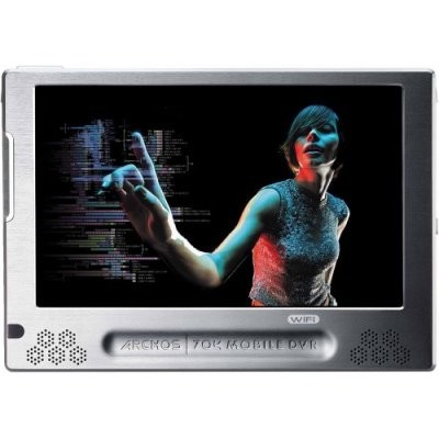 704 WiFi - 80GB Portable Media Player - Silver