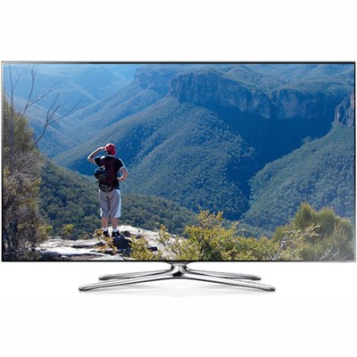 UN55F7100 - 55 inch 1080p 240hz 3D Smart Wifi LED HDTV - OPEN BOX