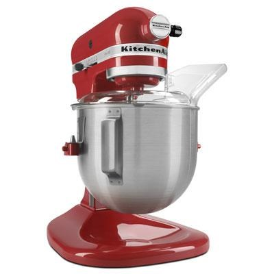 5-Quart Pro 500 Series Stand Mixer in Empire Red - KSM500Q2ER