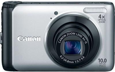 PowerShot A3000IS Digital Camera (Silver) REFURBISHED