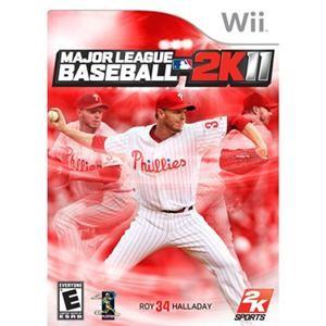 Major League Baseball 2K11 Nintendo Wii