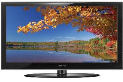 LN40A550 - 40` High Definition LCD TV - OPEN BOX