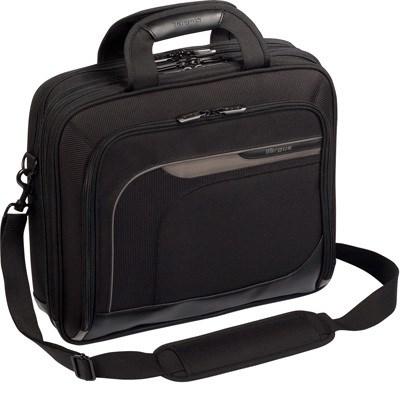 Mobile Elite Laptop Bag in Black for 15.4` Laptop - TBT045US