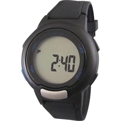 Walking FIT Heart Rate Monitor Watch Small - Black