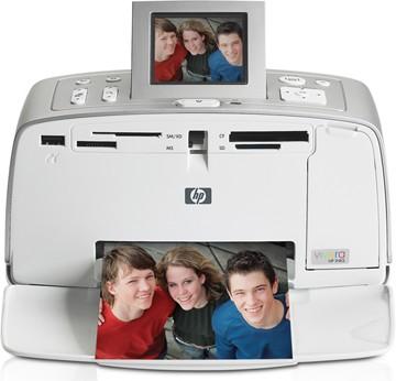 Photosmart 385 GoGo Photo Printer
