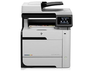 Laserjet Pro 400  M475DW Wireless Color Printer with Scanner, Copier, and Fax