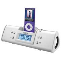 iH16 Portable Speaker System for iPod (Silver)