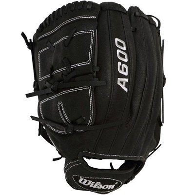 A600 Junior Baseball Glove - Left Hand Throw - Size 12`