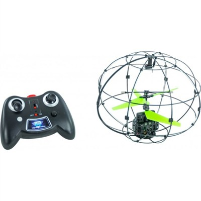 Lily Ball 3 Flying Disco Ball Quadcopter with Fiber Optic Lights - ODY-525