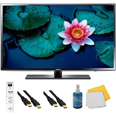 UN46H5203 - 46` Full HD 60Hz 1080p Smart TV Plus Hook-Up Bundle