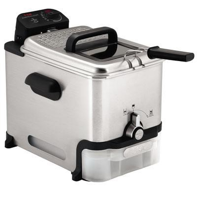 EZ Clean Deep Fryer 3.5L SS