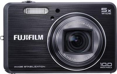 FINEPIX J250 10 MP Digital Camera (Black)