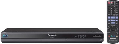 DMP-BD45 High-definition Blu-ray Disc Player - REFURBISHED