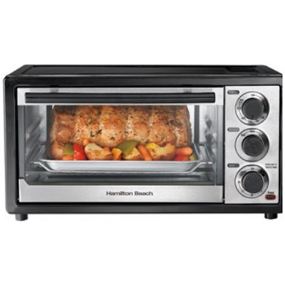 31506 - Convection 6 Slice/Broiler Toaster Oven