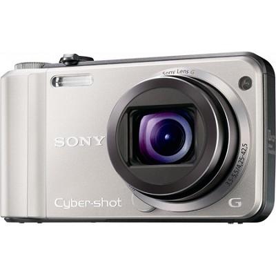 Cyber-shot DSC-H70 Silver Digital Camera