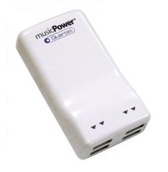 4 Port USB AC Charger