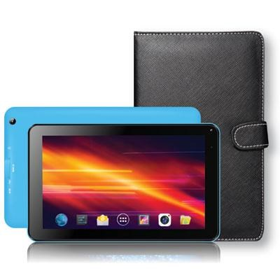 7` Bluetooth Tablet with Keyboard Case in Blue - SC-5317BLU