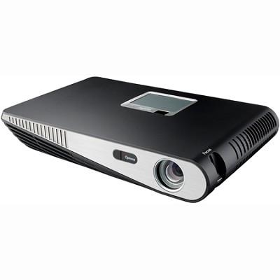 ML800, WXGA, 800 LED Lumens, 3D-Ready Mobile Projector