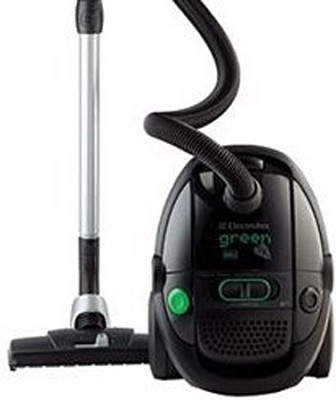EL6984A UltraSilencer Green Canister Vacuum Cleaner