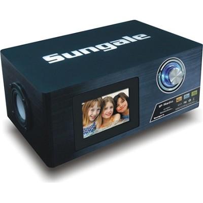 IP Radio With Photo Frame