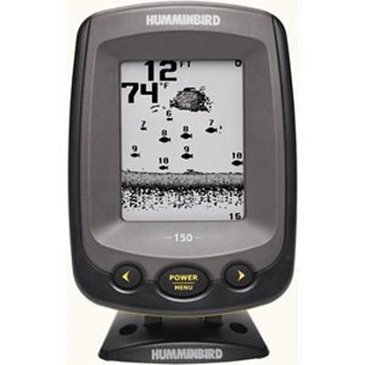 407190-1 - PiranhaMAX 150 4-Inch Waterproof Fishfinder