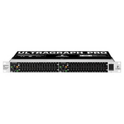 FBQ1502 15-Band Stereo Graphic Equalizer