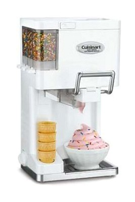 Soft Serve Ice Cream Maker ICE45