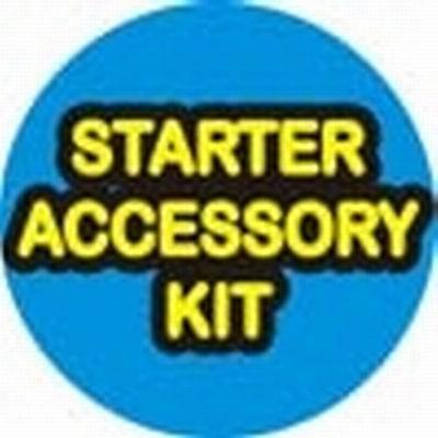 Starter Accessory Kit for JVC GRDVM55/M70//M75/M80/M90