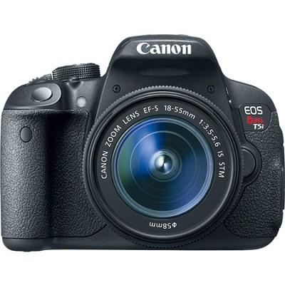 EOS Rebel T5i 18MP SLR Digital Camera + EF-S 18-55mm IS STM Lens