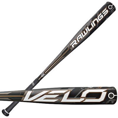 VELO BBCOR High School/Collegiate Baseball Bat (31-Inch/28-Ounce)