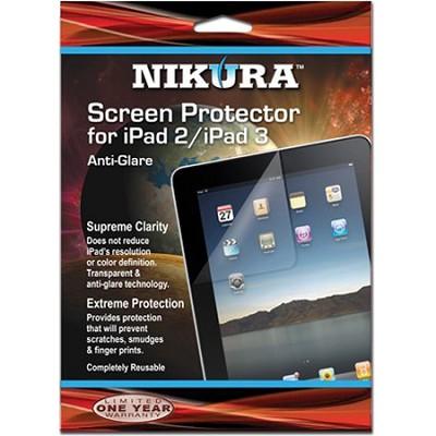 Screen Protector for iPad 2 and iPad 3