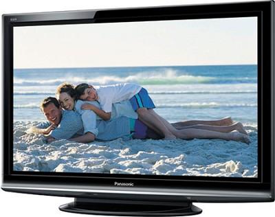 TC-P42X1 42` VIERA High-definition Plasma TV   **Refurbished**