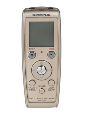 VN-4100 - Voice Recorder with Battery BP