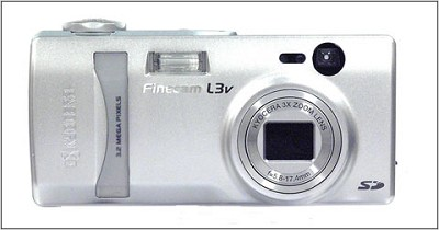 Finecam L3v Digital Camera