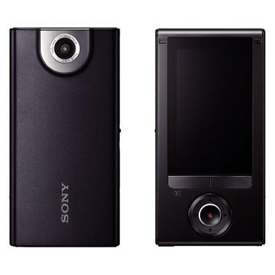 MHS-FS1K Bloggie Pocket HD 4GB Black Camera Camcorder w/ 360 Degree Lens