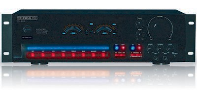 RX-B501 1500 Watt Power Integrated Amp with Digital Spectrum (Black)