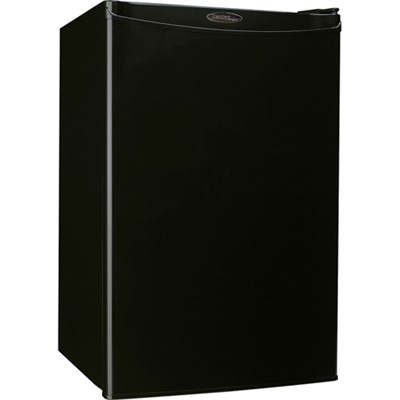 Designer 4.4 Cu.Ft. Compact Refrigerator in Black - DCR044A2BDD