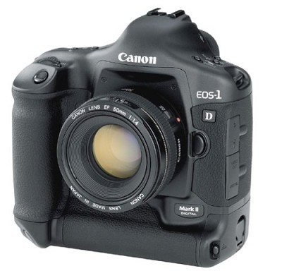 EOS 1D Mark II Digital SLR Camera Kit (lens not included)