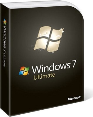 Windows 7 Ultimate Full - GLC-00182 - OPEN BOX