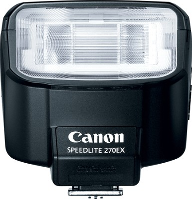 Speedlite 270EX Flash for Canon Digital SLR Cameras